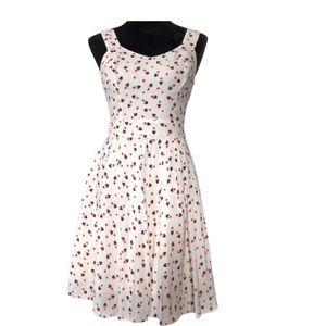 Disney Minnie Mouse polka dot retro style dress